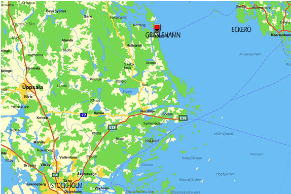 grisslehamn karta tomta kalkonfarm grisslehamn karta